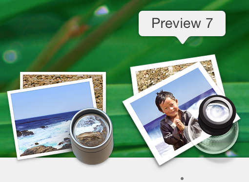 Preview Icons